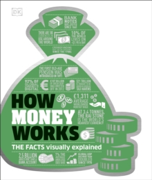 How Money Works : The Facts Visually Explained, Hardback Book