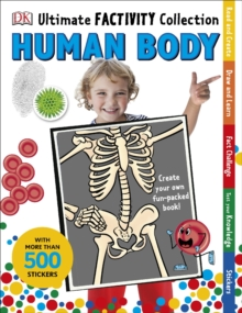 Ultimate Factivity Collection Human Body, Paperback Book