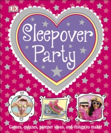 Sleepover Party, Hardback Book