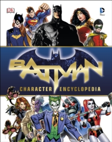 Batman Character Encyclopedia, Undefined Book