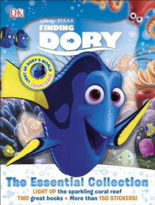 Disney Pixar Finding Dory Essential Collection, Mixed media product Book