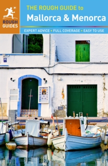 The Rough Guide to Mallorca & Menorca (Travel Guide), Paperback / softback Book