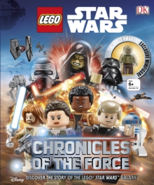 LEGO Star Wars: Chronicles of the Force, Paperback / softback Book