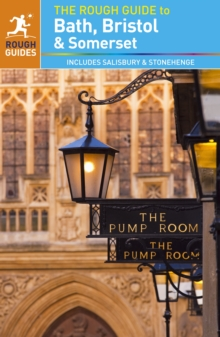 The Rough Guide to Bath, Bristol & Somerset, Paperback Book