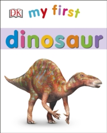 My First Dinosaur, Board book Book