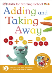 Adding and Taking Away, Paperback Book
