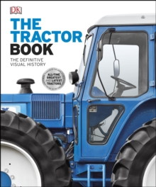 The Tractor Book : The Definitive Visual History, PDF eBook