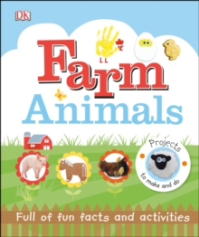 Farm Animals, Hardback Book