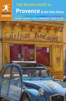 The Rough Guide to Provence & Cote D'azur, Paperback Book