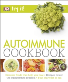 Autoimmune Cookbook, Paperback / softback Book