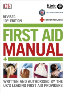 First Aid Manual, Paperback / softback Book