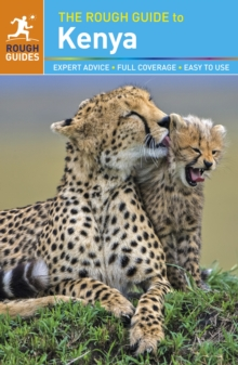 The Rough Guide to Kenya, Paperback Book
