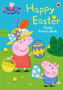 Peppa Pig: Happy Easter, Paperback / softback Book