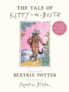 The Tale of Kitty in Boots, Hardback Book