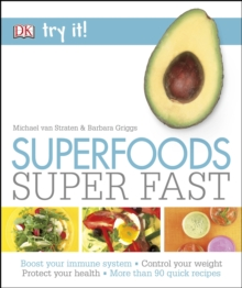 Superfoods Super Fast, Paperback / softback Book