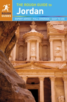 The Rough Guide to Jordan, Paperback Book