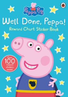 Well Done, Peppa!, Paperback Book