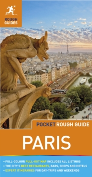 Pocket Rough Guide Paris (Travel Guide), Paperback / softback Book