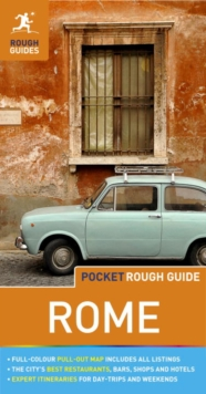 Pocket Rough Guide Rome, Paperback Book
