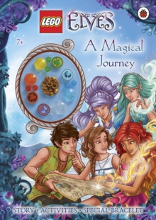 LEGO Elves: A Magical Journey, Paperback Book