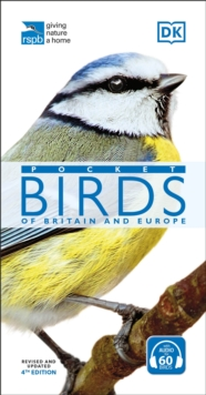 RSPB Pocket Birds of Britain and Europe, Paperback Book