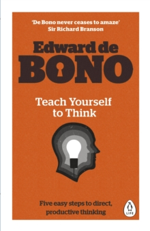 Teach Yourself To Think, Paperback / softback Book