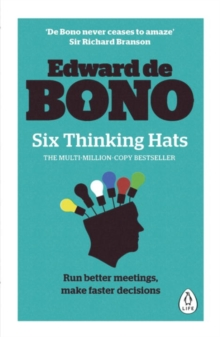 Six Thinking Hats, Paperback / softback Book