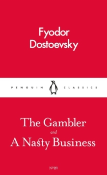 The Gambler and A Nasty Business, Paperback / softback Book