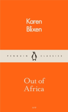 Out of Africa, Paperback Book