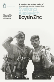 Boys in Zinc, EPUB eBook