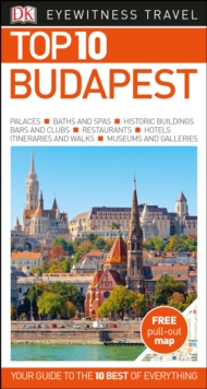 Top 10 Budapest, Paperback Book