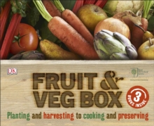 RHS Fruit & Veg Box : Planting and Harvesting to Cooking and Preserving, Mixed media product Book