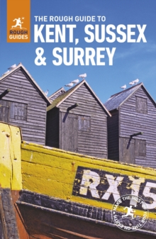 The Rough Guide to Kent, Sussex and Surrey, Paperback Book
