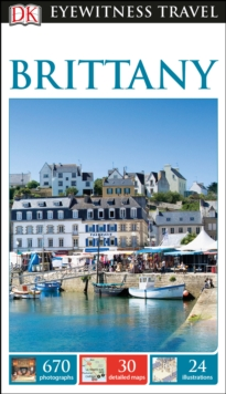 DK Eyewitness Travel Guide Brittany, Paperback Book