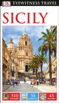 DK Eyewitness Travel Guide Sicily, Paperback Book