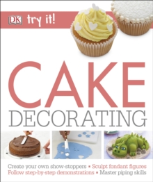 Cake Decorating, Paperback / softback Book