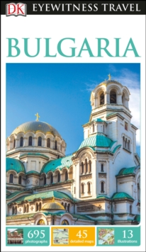 DK Eyewitness Travel Guide Bulgaria, Paperback / softback Book