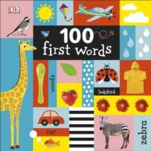 100 First Words, Board book Book