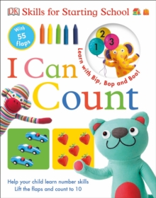 I Can Count, Board book Book
