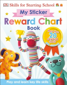 My Sticker Reward Chart Book : Play and Learn Key Life Skills, Mixed media product Book