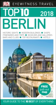Top 10 Berlin : 2018, Paperback Book