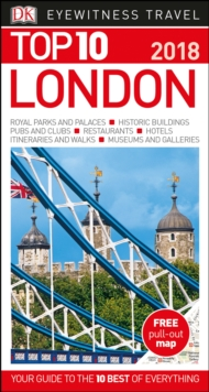 Top 10 London : 2018, Paperback / softback Book