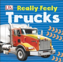 Really Feely Trucks, Board book Book