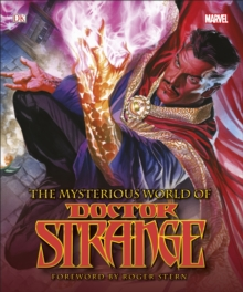 The Mysterious World of Doctor Strange, Hardback Book