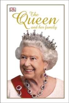 The Queen and her Family, Hardback Book