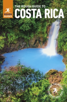 The Rough Guide to Costa Rica, Paperback Book