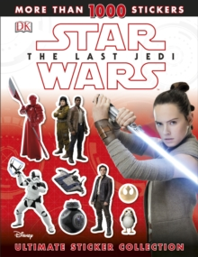 Star Wars The Last Jedi (TM) Ultimate Sticker Collection, Paperback / softback Book