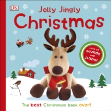 Jolly Jingly Christmas : The Best Christmas Book Ever!, Board book Book