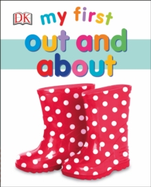 My First Out and About, Board book Book