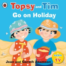 Topsy and Tim: Go on Holiday, Paperback / softback Book